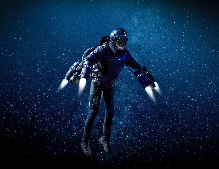 Summer Action Essential: Get Yourself A Jet Suit at werd.com