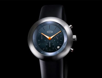Ikepod Relaunches with 2 Slick New Watches