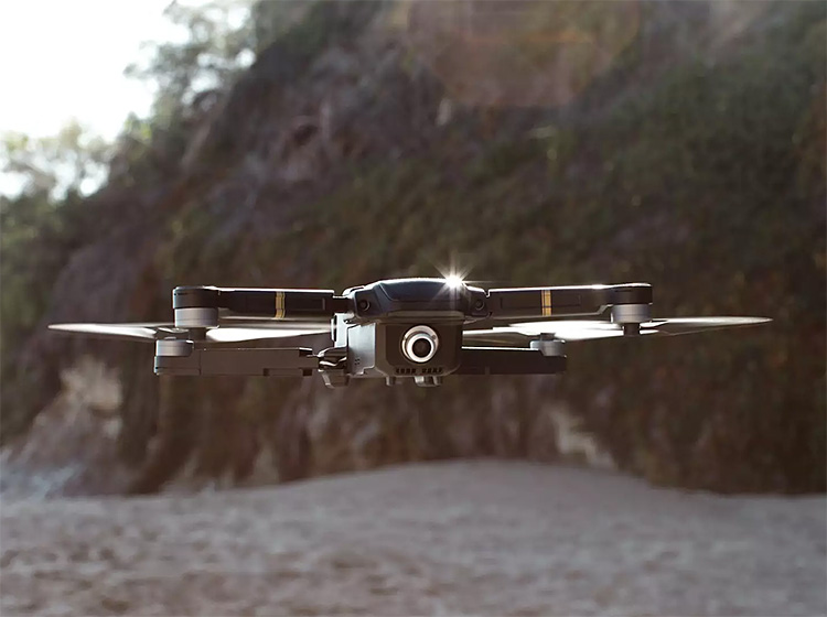 Mystic is an Advanced, Self-Driving Drone at werd.com