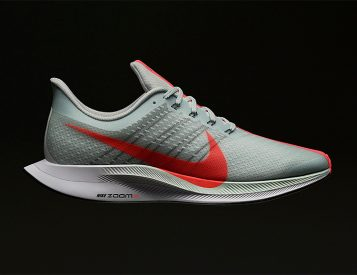 Nike Introduces a Slick New Runner: the Zoom Pegasus Turbo
