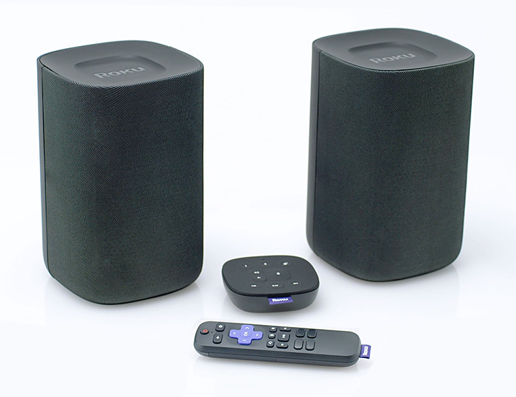 Roku Introduces Dedicated Wireless Speakers at werd.com
