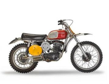 Here's Your Chance To Own a Bike from Steve McQueen's Personal Collection