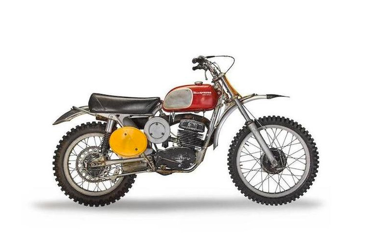 Here's Your Chance To Own a Bike from Steve McQueen's Personal Collection at werd.com