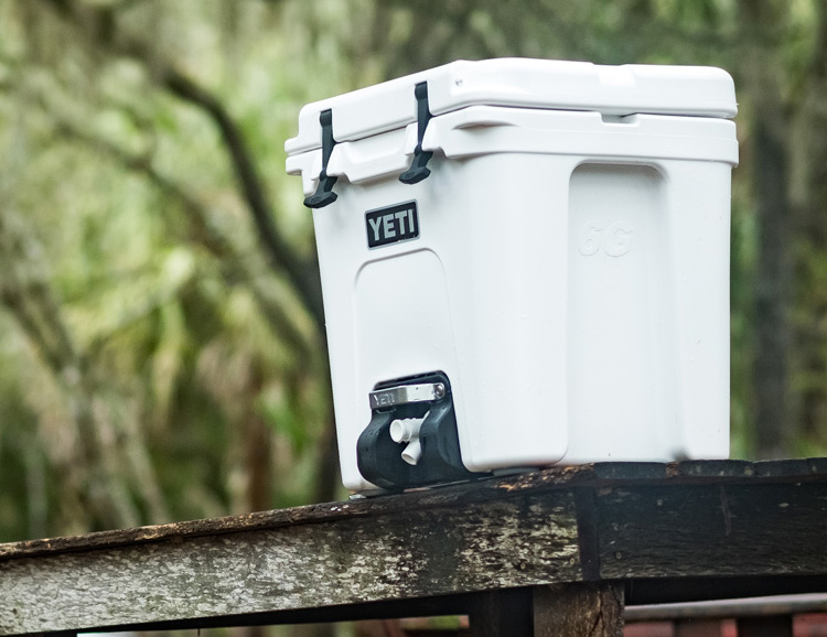 Yeti Introduces the Silo 6G, A Killer Water Cooler at werd.com