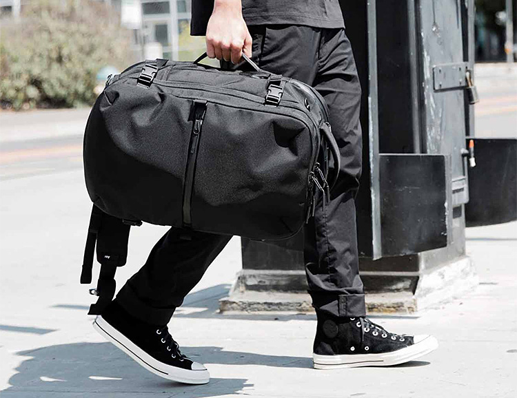 Aer Introduces Updated Travel Collection Bags at werd.com