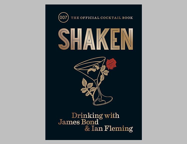 Shaken: Drinking with James Bond & Ian Fleming at werd.com
