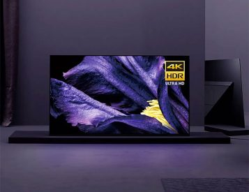Sony Introduces Master Series 4K HD TVs