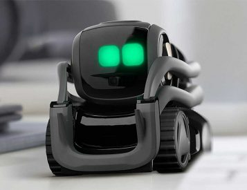 Vector is the Robot Droid of Tomorrow, Today
