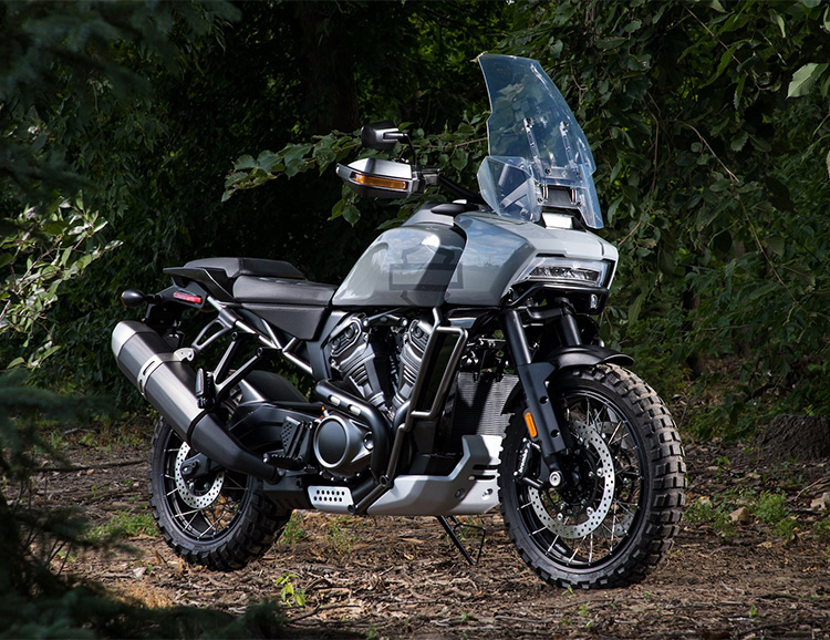 For 2020, Harley is Making Much More than V-Twin Hogs at werd.com