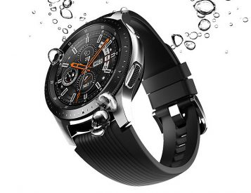Samsung Unveils Galaxy Smart Watch