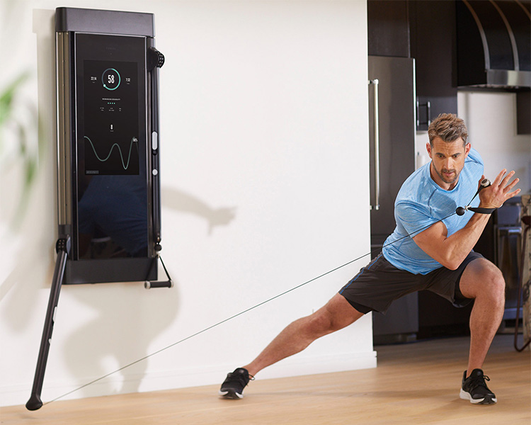 Tonal Gives You Home Workouts Like You Won't Believe at werd.com